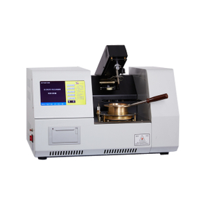 Fully Automatic Cleveland Open Cup Flash Point Tester