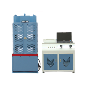 Hydraulic Universal Tester for Steel Rebar with PC Display