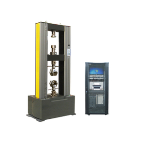 Servo Control Electronic Universal Testing Machine Two Column