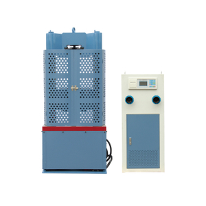 Hydraulic Digital Display Universal Testing Machine